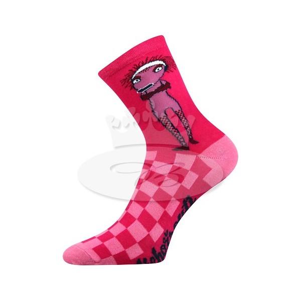Lichožrouti ponožky - Žiletka - BOMA - Botička Liberec 1556cc2fa7