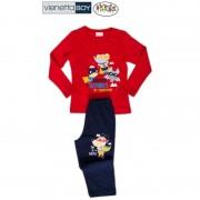 Pyžamo dětské dlouhé Vienetta superhrdinové