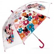 Deštník dívčí licenční MiNNIE růžová