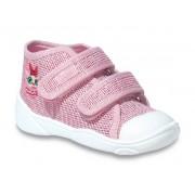 212P056 Textilní kotníková obuv BEFADO