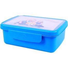 Zdravá sváča - svačinový box - modrá