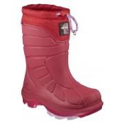 5-75400-1909 Extreme zimní boty VIKING cerise/pink