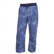 Kalhoty SOFTSHELL Fantom jeans efekt - modré