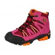 231089 Ohio High treková obuv Brütting pink/orange