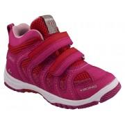 3-46510-9610 Cascade Mid GTX celoroční obuv Viking Magenta/red