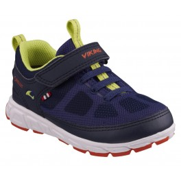 3-47330-588 Vinderen  GTX celor.obuv VIKING navy/lime