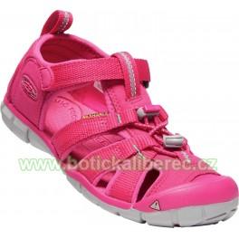 Seacamp II CNX sandále KEEN hot pink