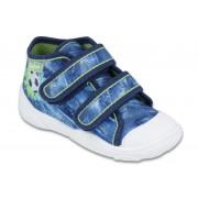 212P058 Textilní kotníková obuv BEFADO