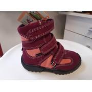 T1013 zimní obuv s membránou JAS - viola