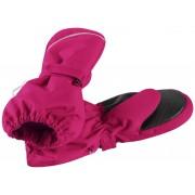 527292-3600 TOMINO zimní rukavice s vlnou Reima pink